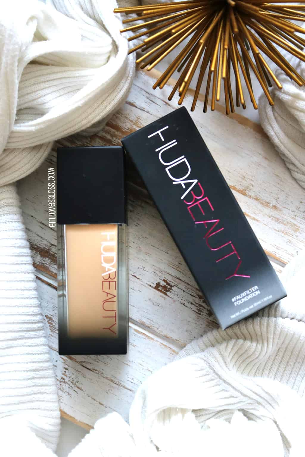 New Kid on the Block | Huda Beauty #FauxFilter Foundation
