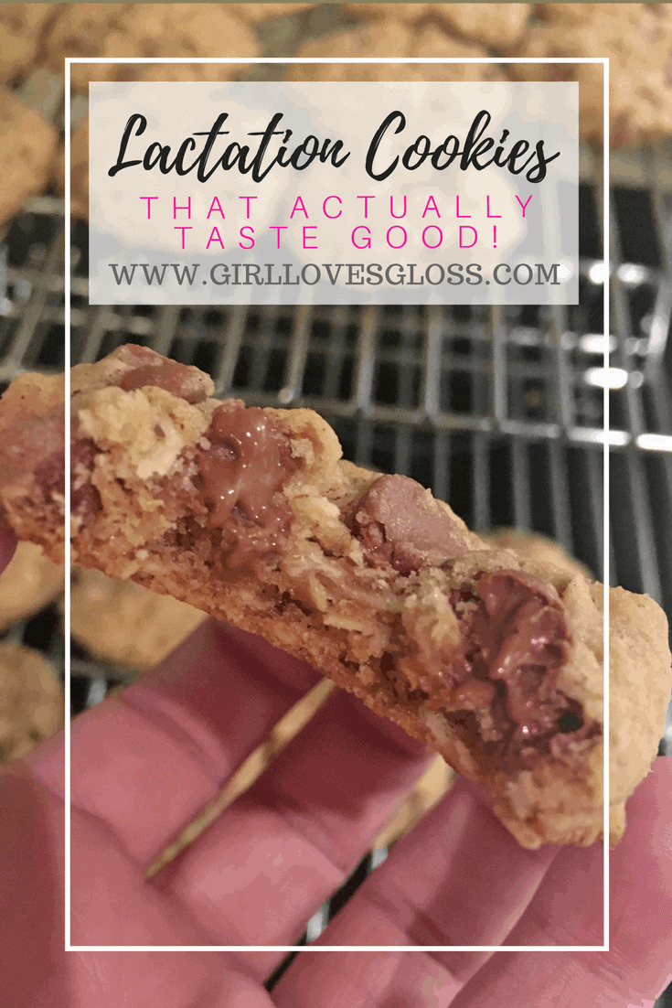 Recipe Alert | The Best Darn Lactation Cookies?