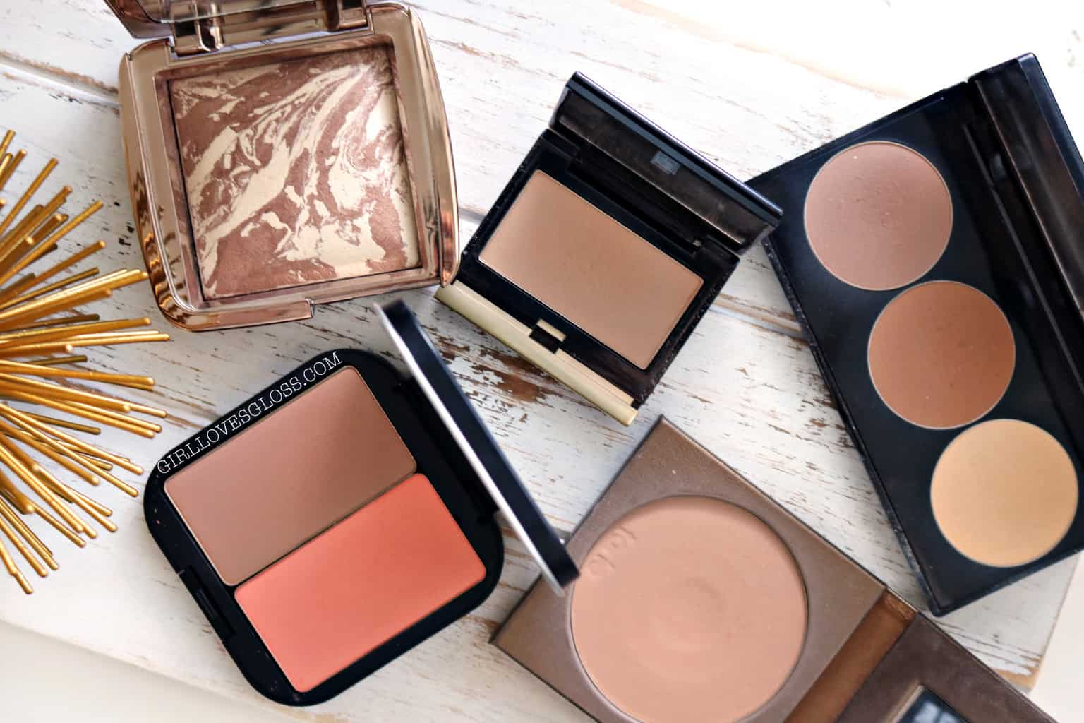 Best Bronzers and Contours of 2017