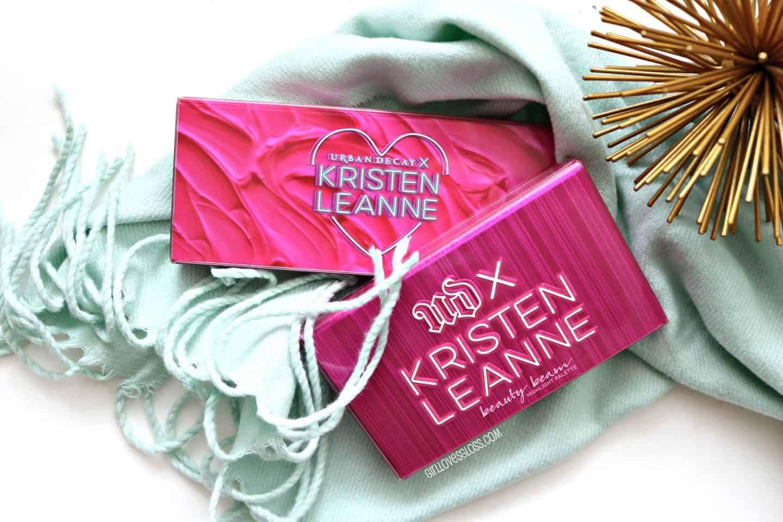 Urban Decay X Kristen Leanne Daydream & Beauty Beam Palettes