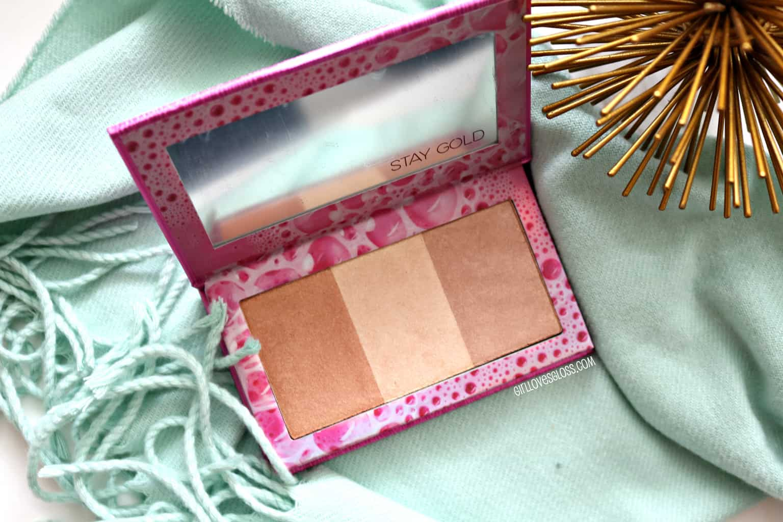 Urban DEcay Kristen Leanne Beauty Beam Palette Review