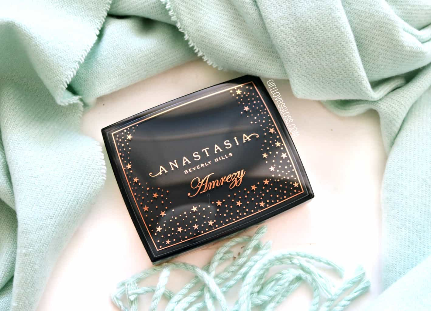 Anastasia Beverly Hills Amrezy Highlighter Review and Swatch