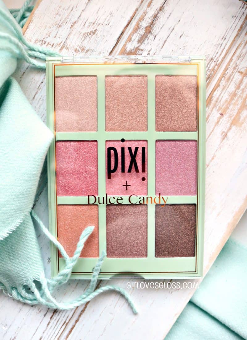 PIxi Dulce Candy Palette Review and Swatches