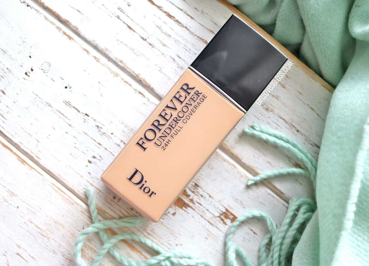 Foundation That Wears 24 Hours?