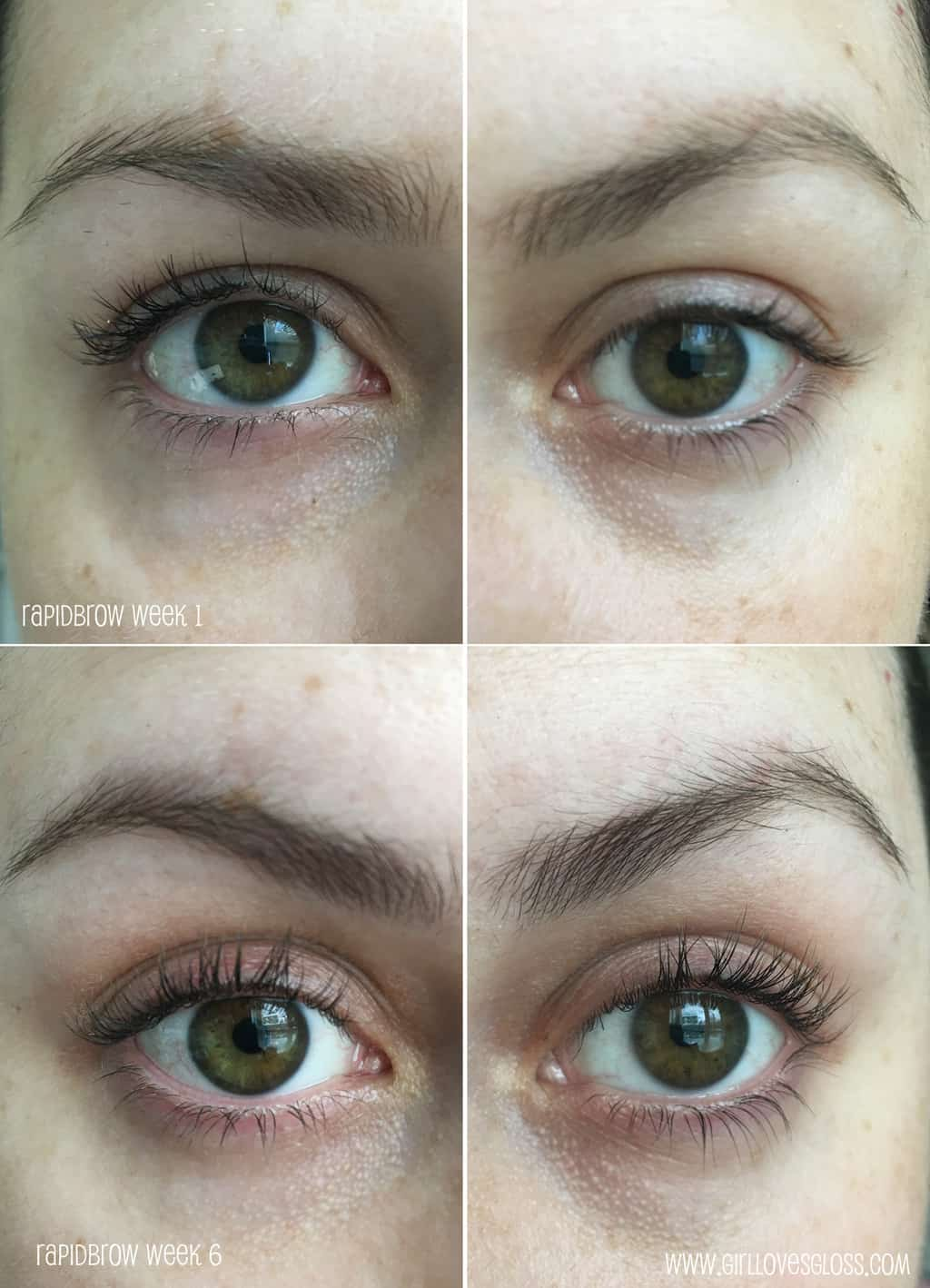 Putting It To The Test Rapidbrow Girl Loves Gloss