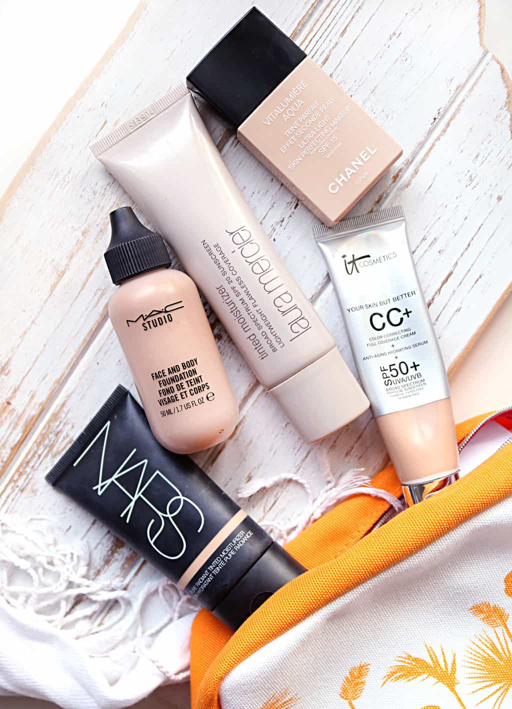 5 Lightweight Foundations Perfect for Summer For Any Skin Type
