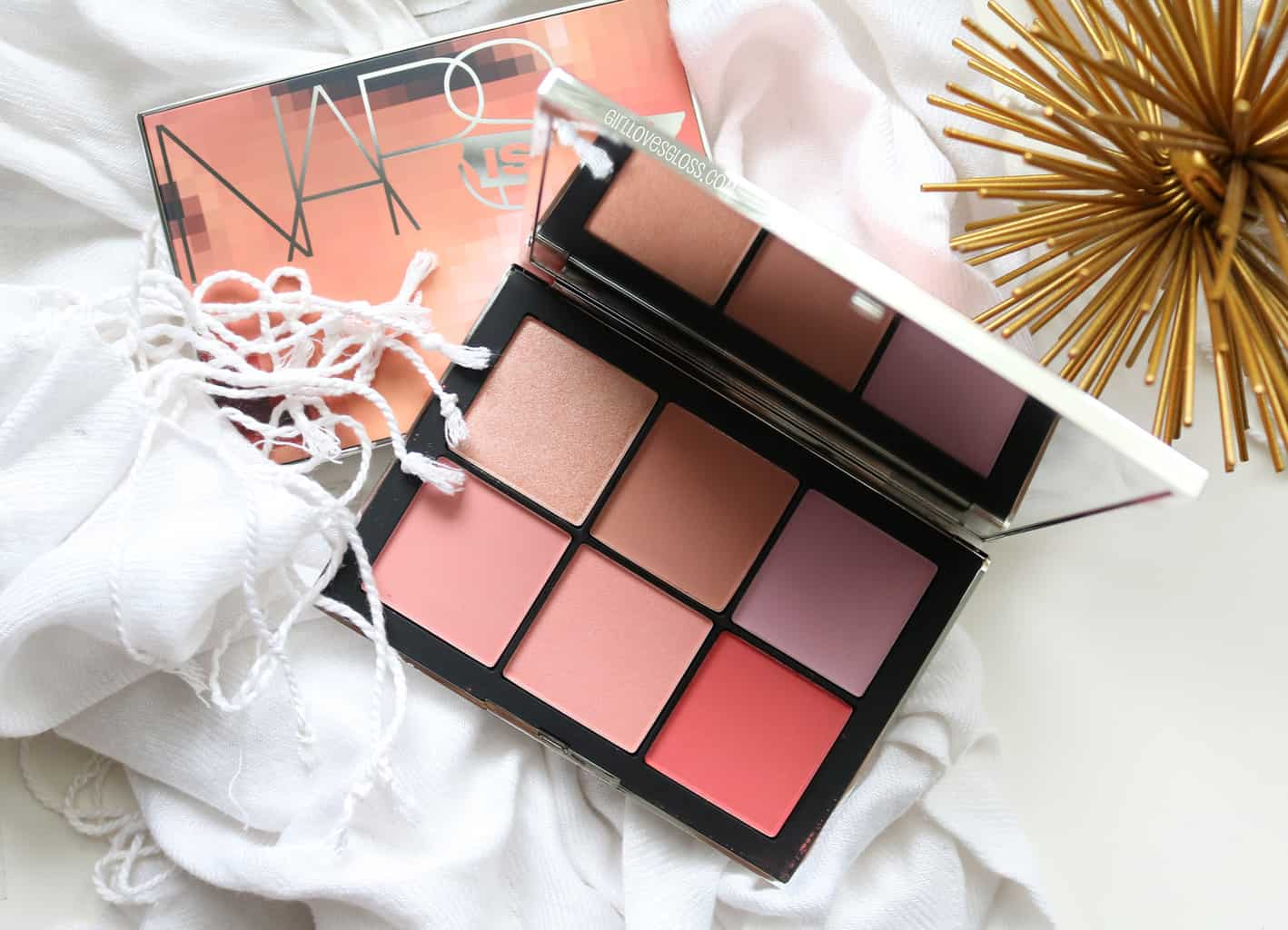 NARS Wanted Blush Palettes 1 and 2