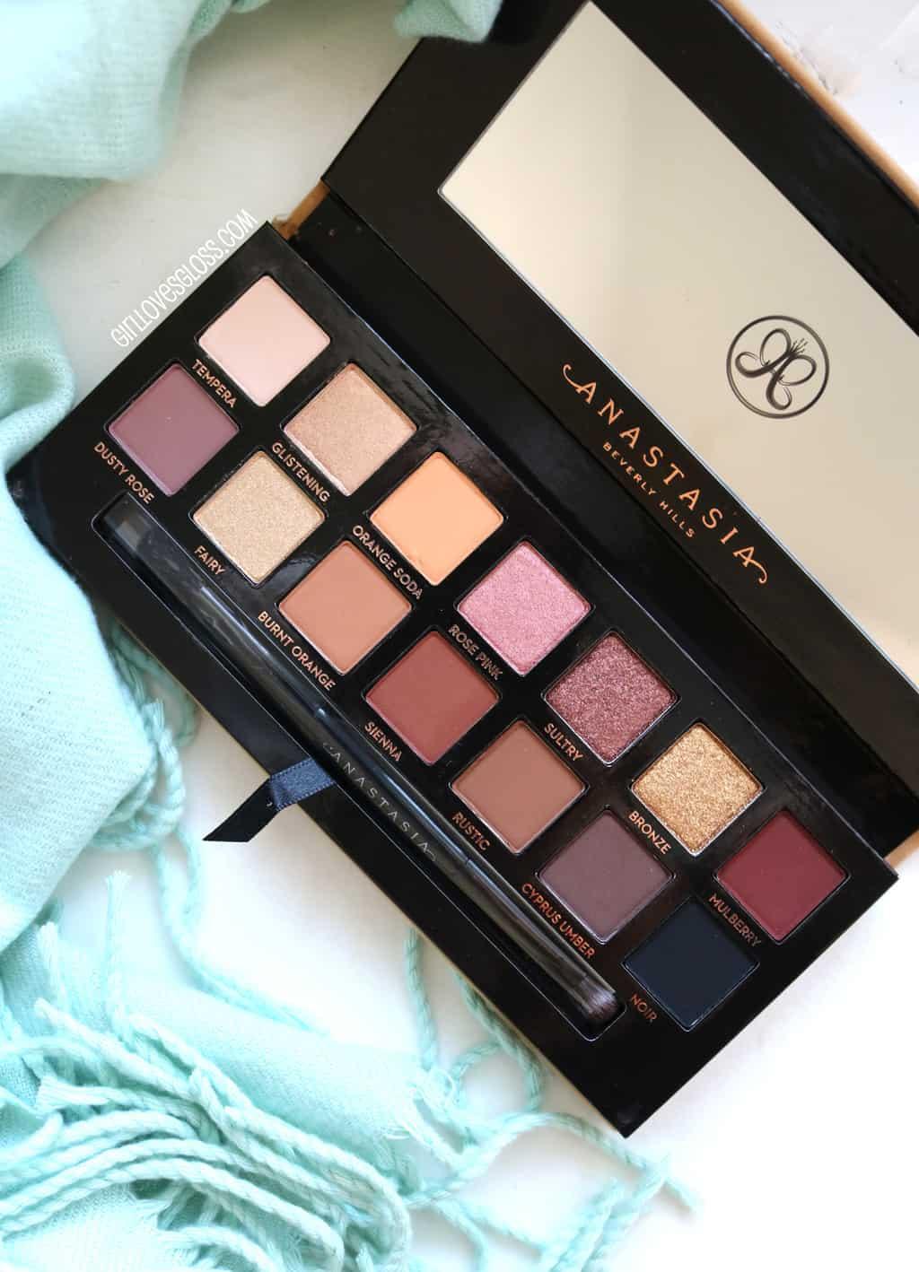 Anastasia Beverly Hills Soft Glam Palette