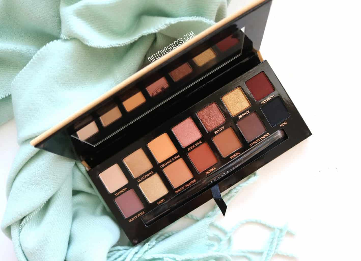 Worth The Hype | Anastasia Beverly Hills Soft Glam Palette