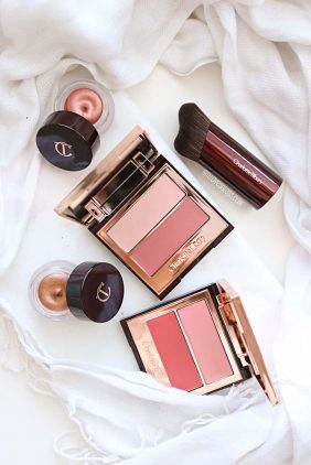 Charlotte Tilbury Pretty Youth Blush Filter and Eyes to Mesmerise