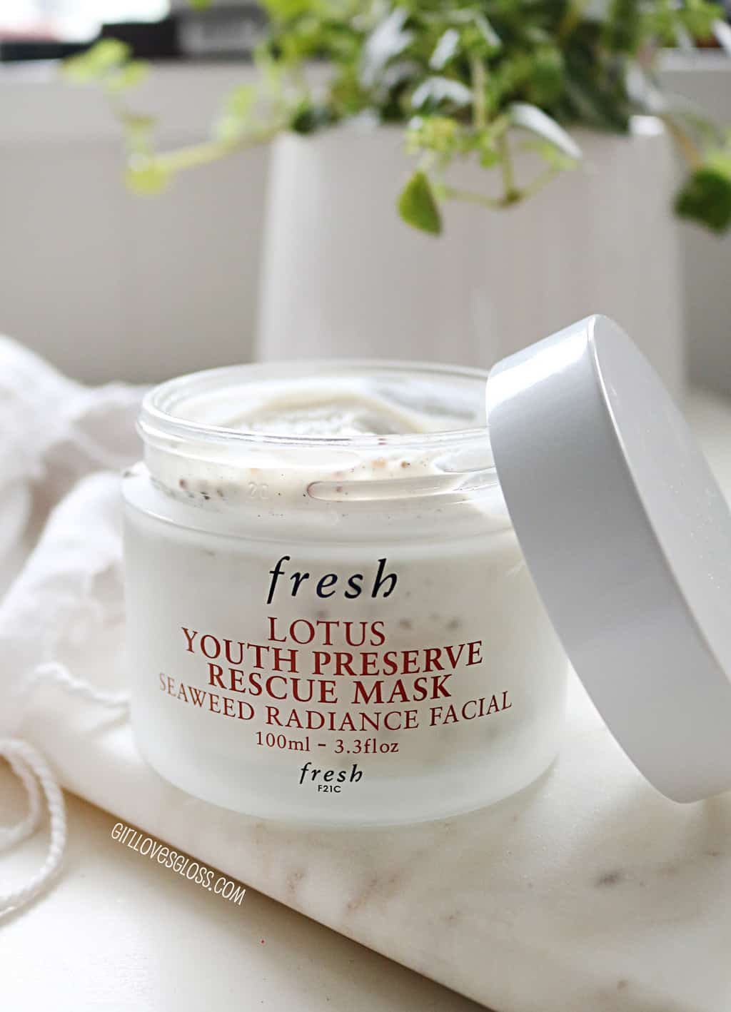 Fresh Lotus Youth Preserve Mask Review