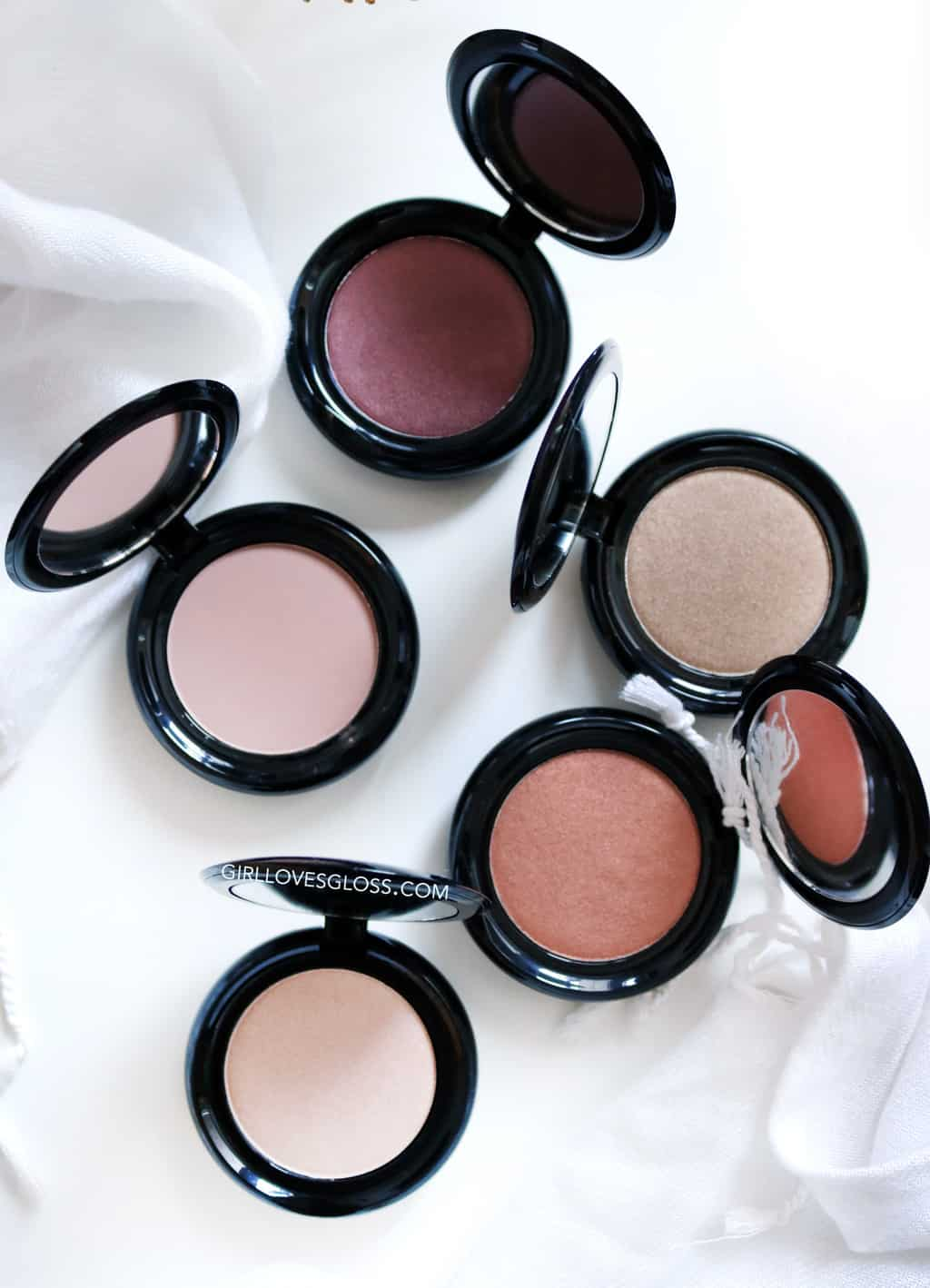 Marc Jacobs Beauty Omega Gel Shadows