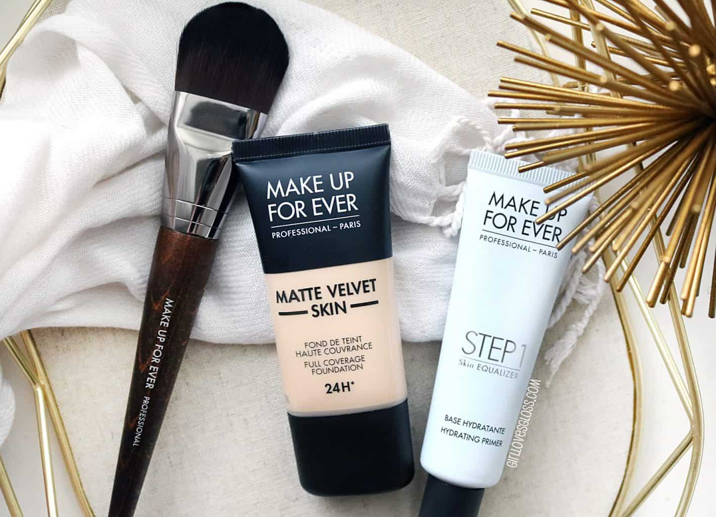 Look For a Matte Foundation? Look No Further!