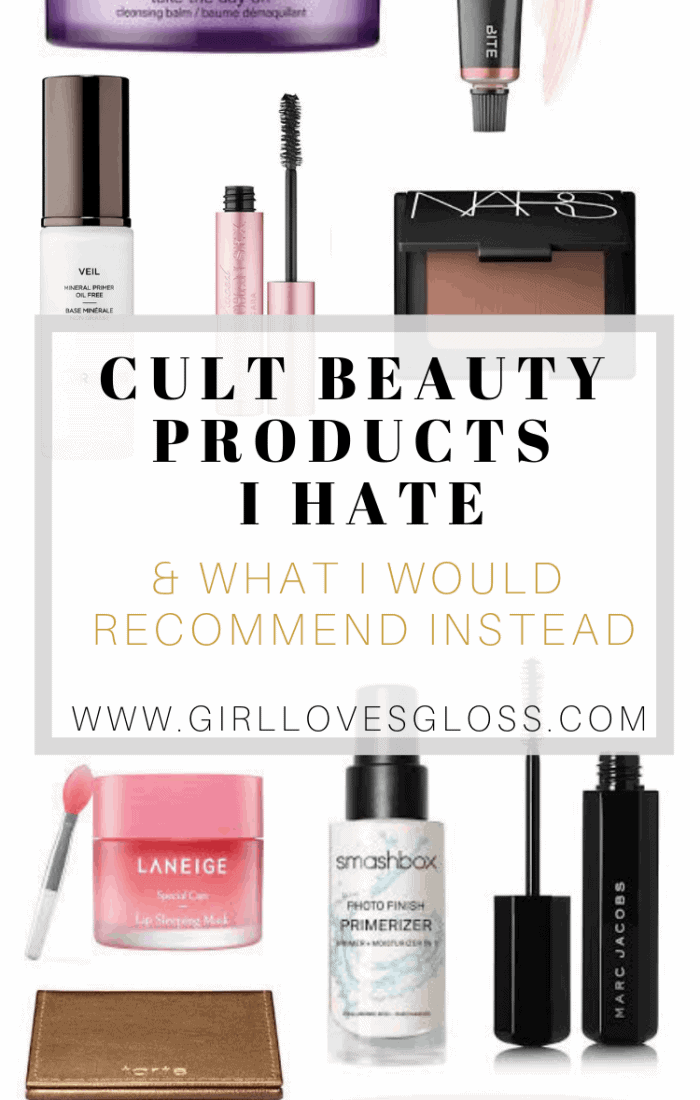 Bestselling Beauty Products I Hate and the ones I love instead
