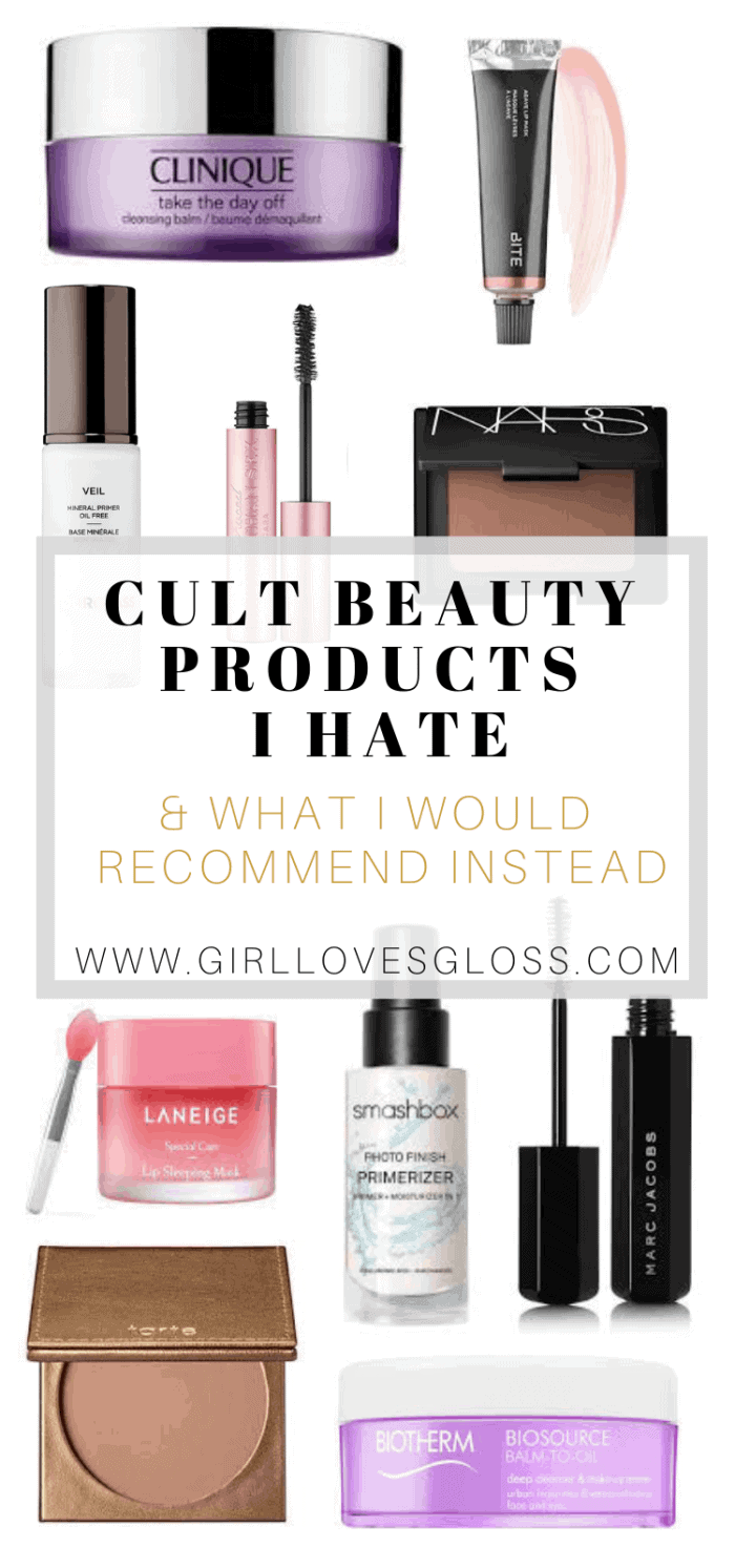 5 Best Selling Beauty Products I Hate