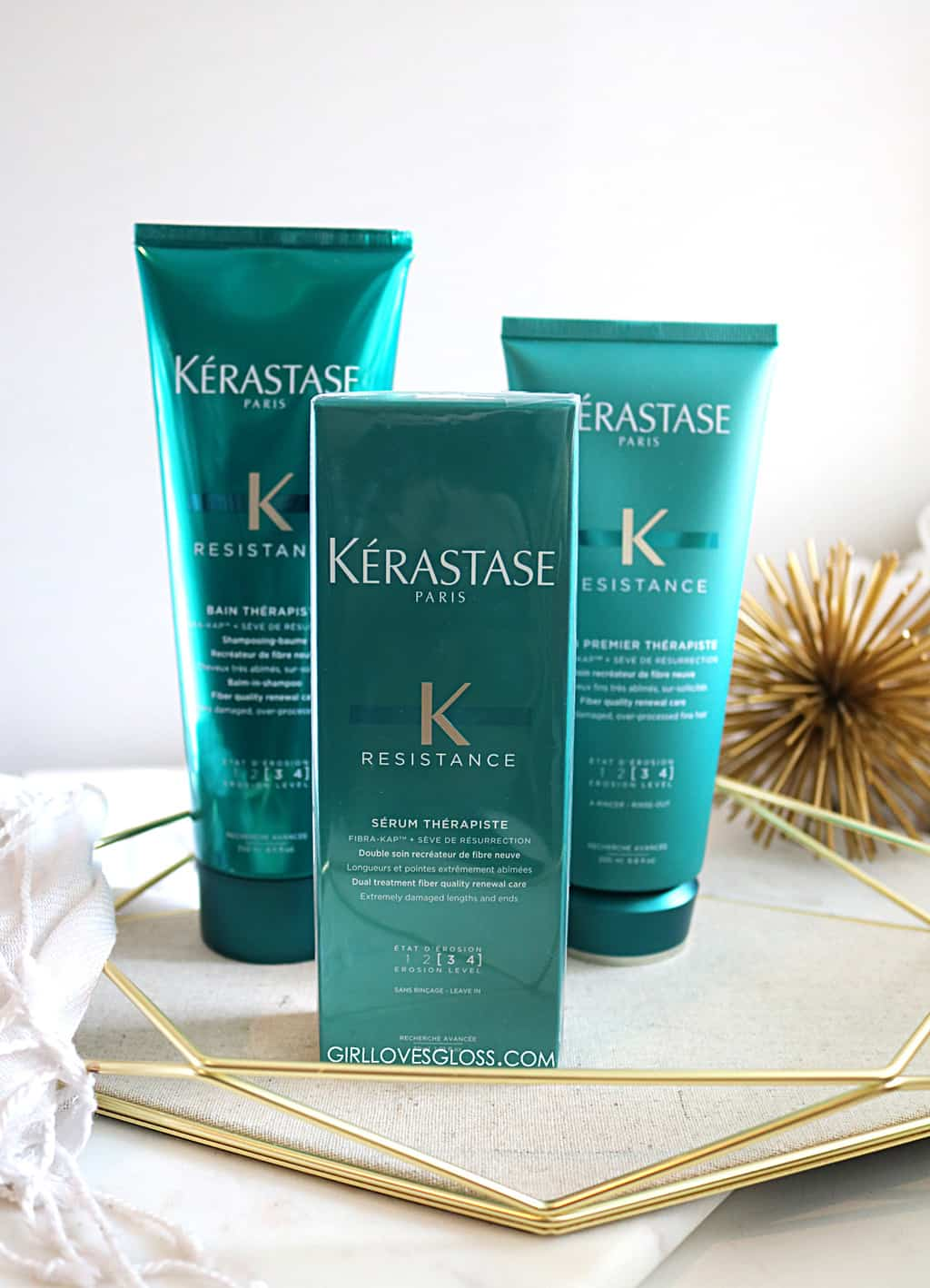 12 Days of Giveaways Day FIVE | Kerastase Resistance | Canada Only