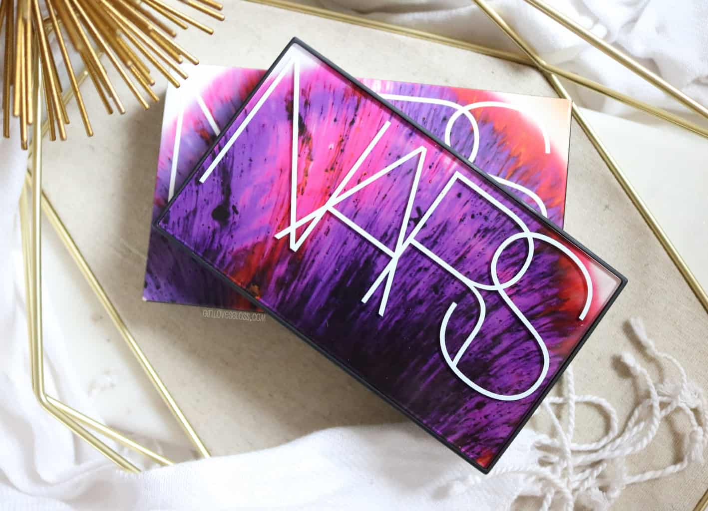 Love Sparkle? This is For You | NARS Ignited Palette