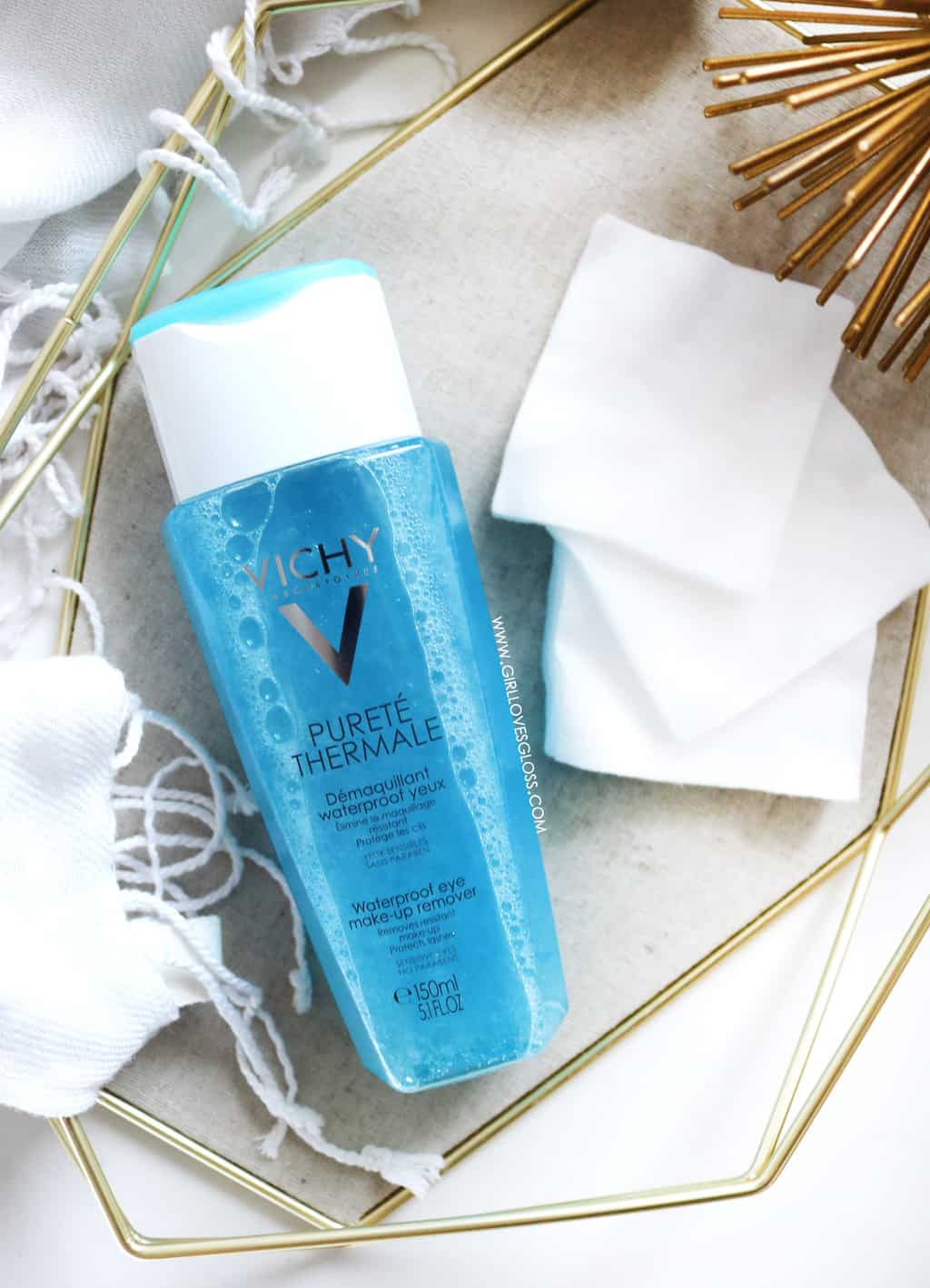 Vichy Purete Thermale Waterproof Makeup Remover