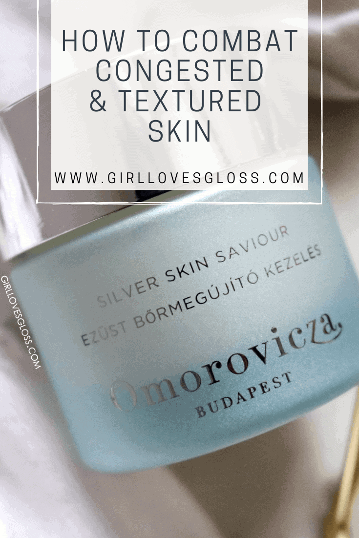 omorovicza silver skin saviour mask review