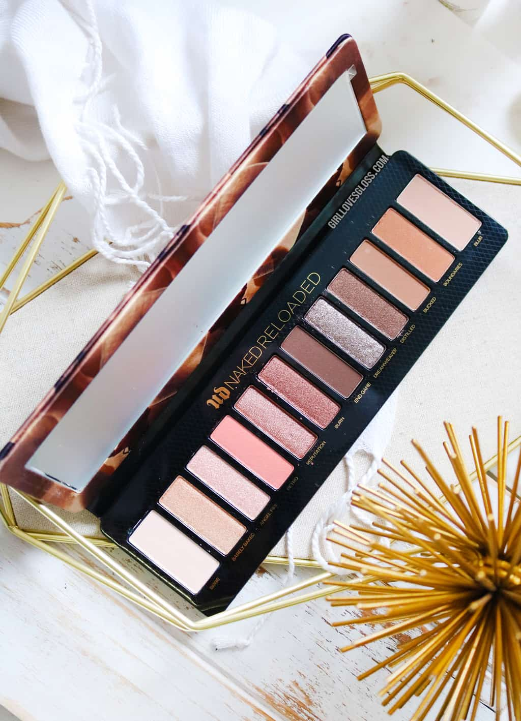 Getting Naked… Again | New Urban Decay Naked Reloaded Palette Review