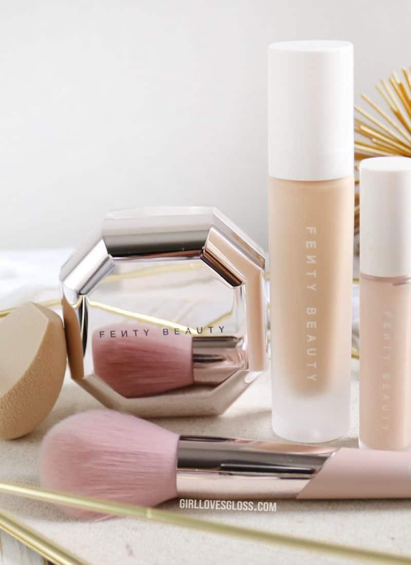Fenty Beauty Pro Filtr Foundation Concealer Powder Review