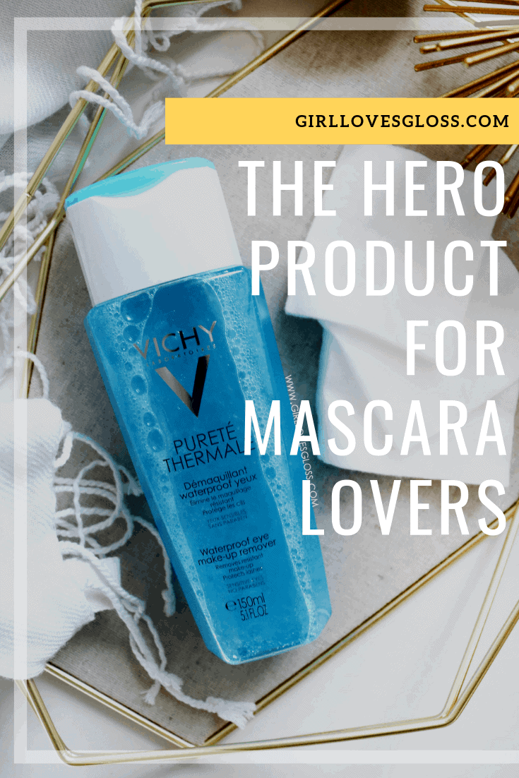 The best waterproof mascara remover