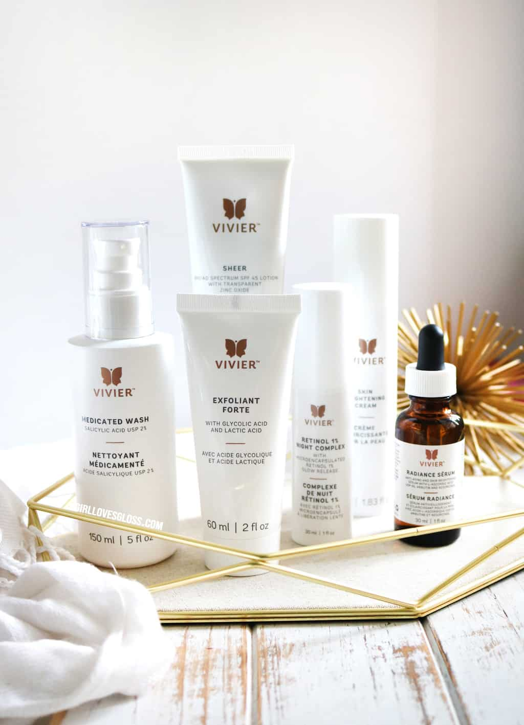 Vivier Skincare Review and Experience