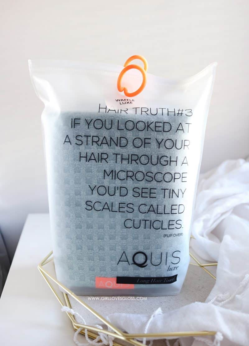 Aquis Hair Towel Review