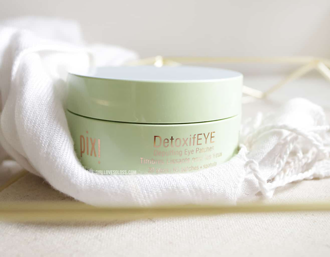 Pixi Detoxifeye Undereye Patches