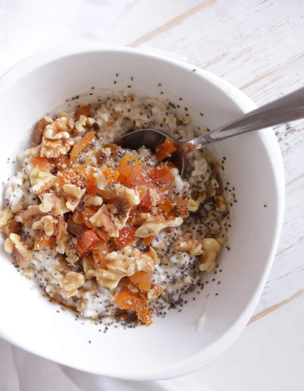 Easy Instant Pot Steel Cut Oats Recipe