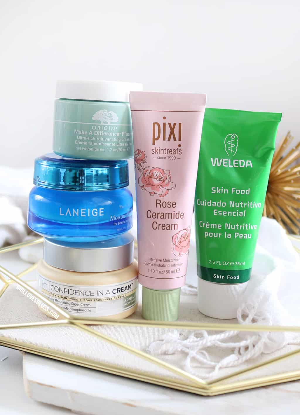 5 Moisturizers For Dry Skin