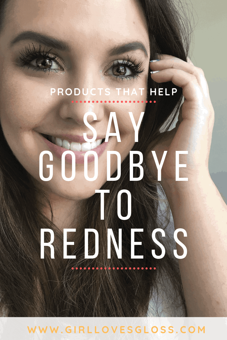 3 Products That Help You Say Goodbye to Redness