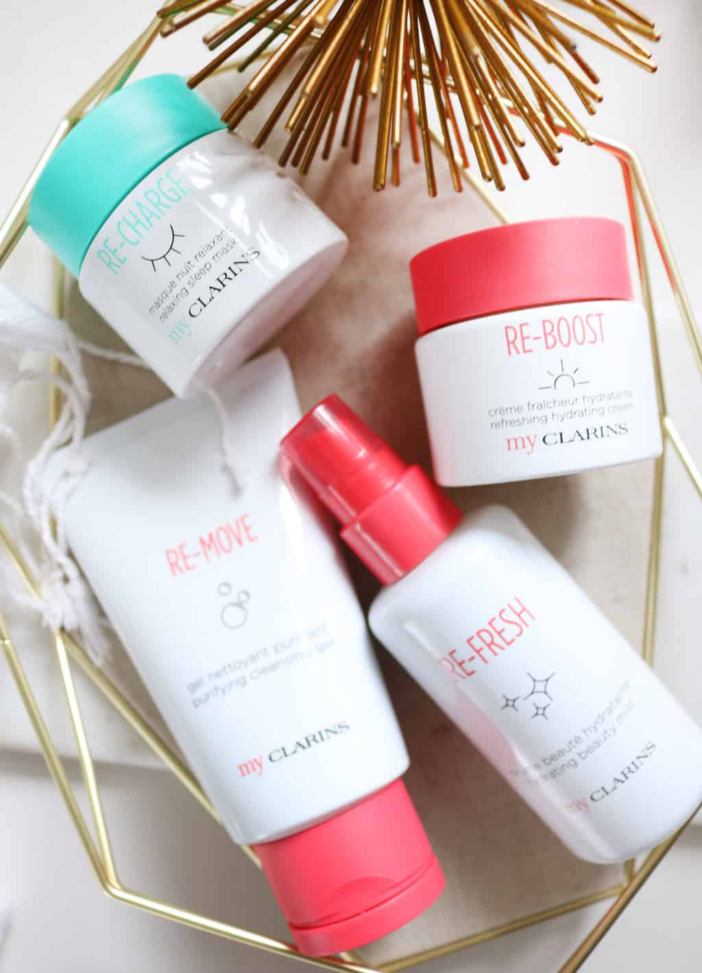 My Clarins | The Skincare Range Geared at Beginners and Millenials