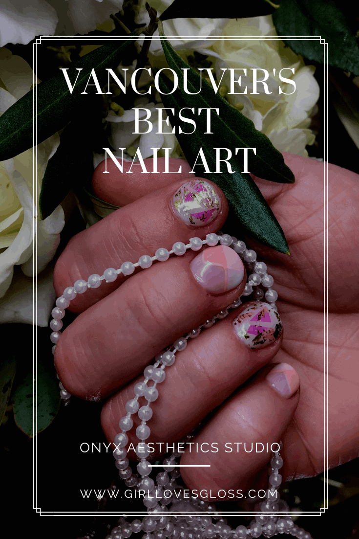 ONYX Nail Salon Gastown Vancouver CND Yes I do Collection