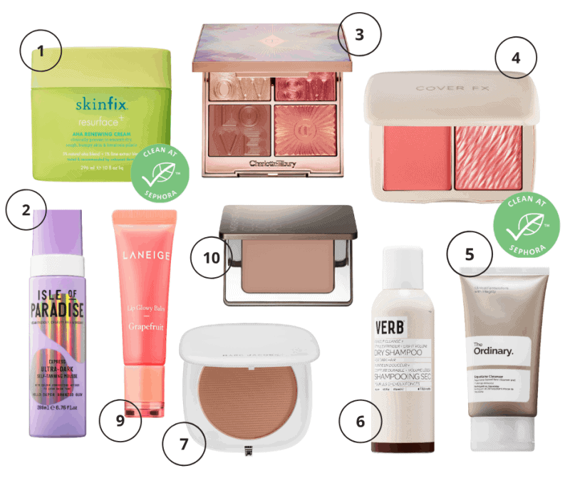 Sephora Birthday Wishlist