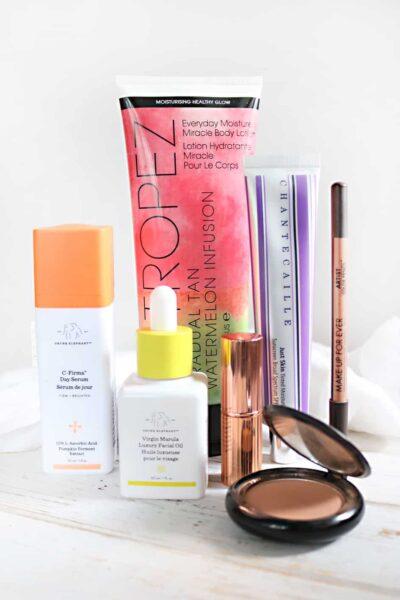 May 2019 Makeup Skincare Beauty Favourites