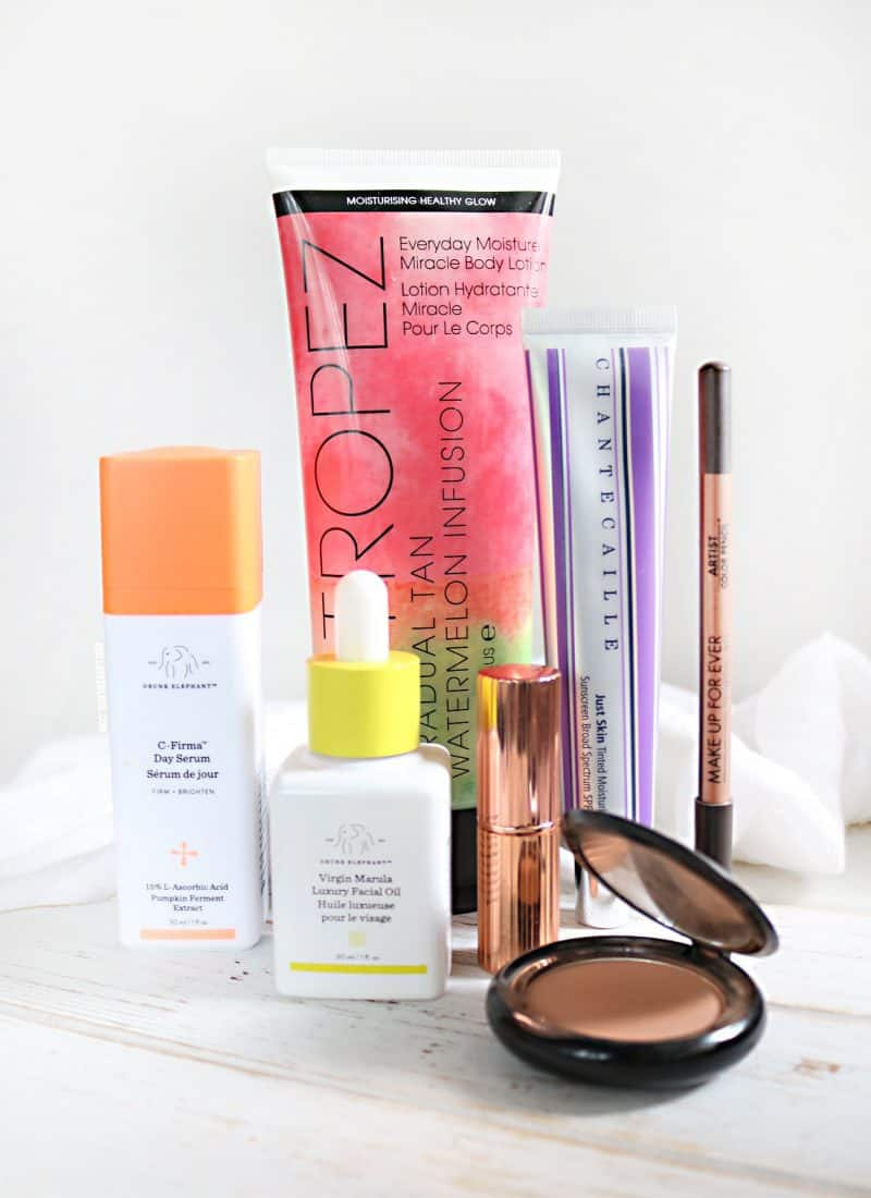 Monthly Makeup and Skincare Favourites | May 2019