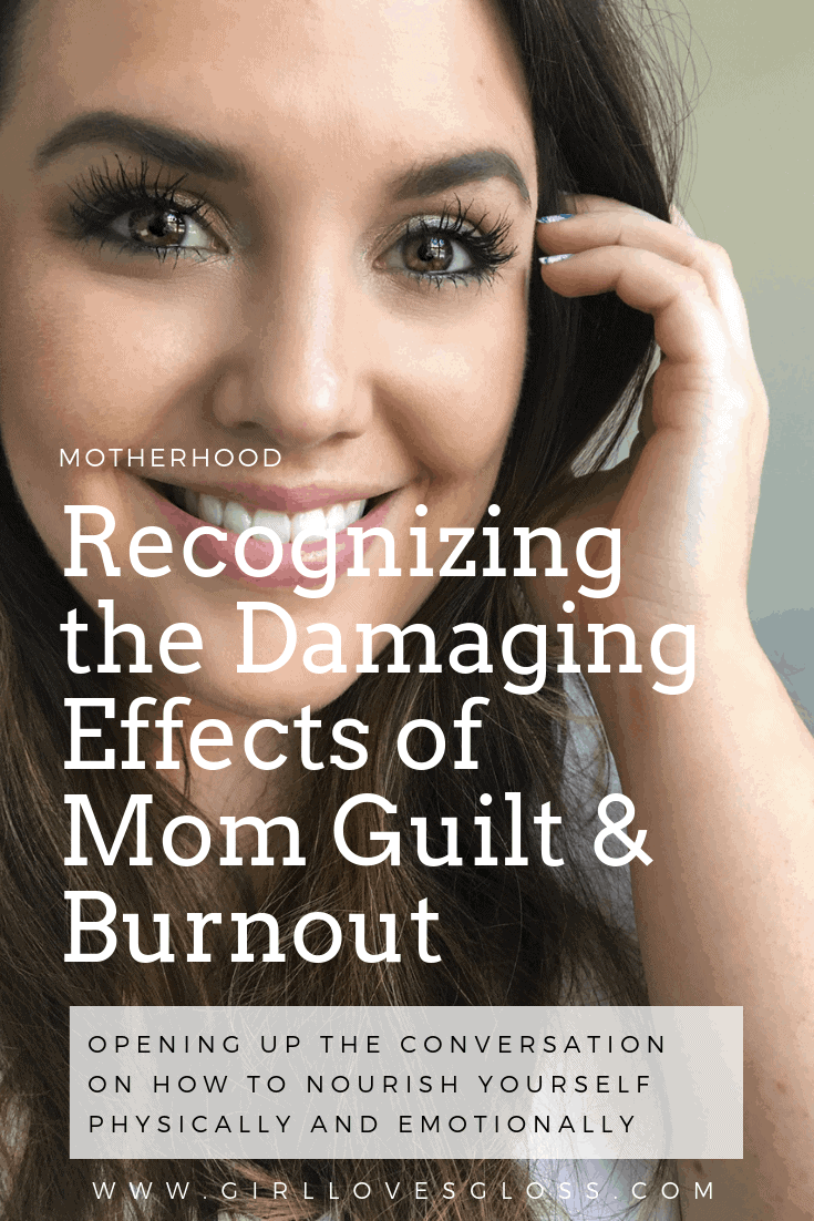 Recognizing mom burnout andthe damaging effects of mom guilt