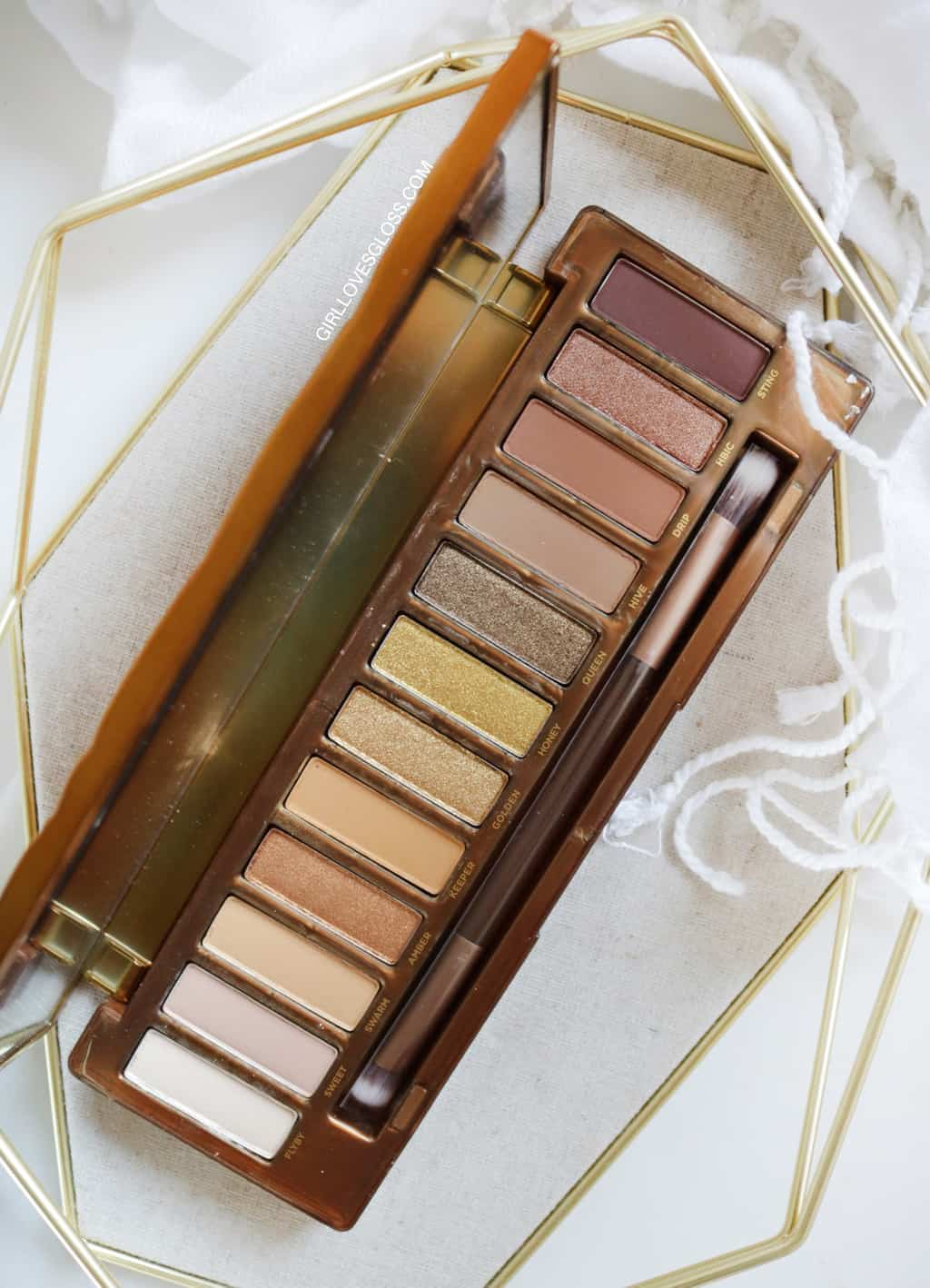 Another Day, Another Urban Decay Naked (Honey) Palette