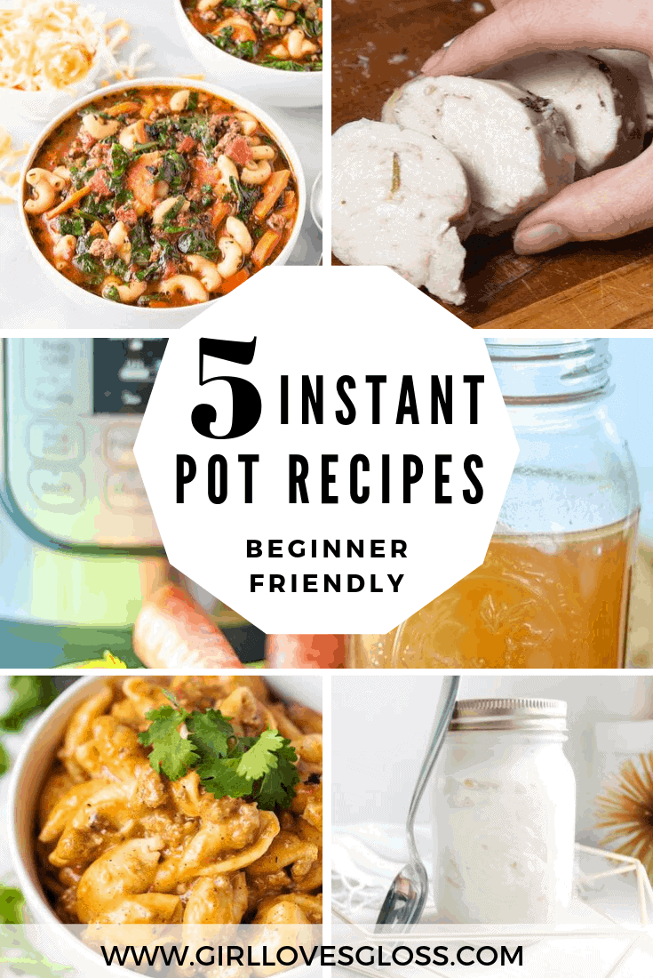 5 MORE Easy Instant Pot Recipe Favourites