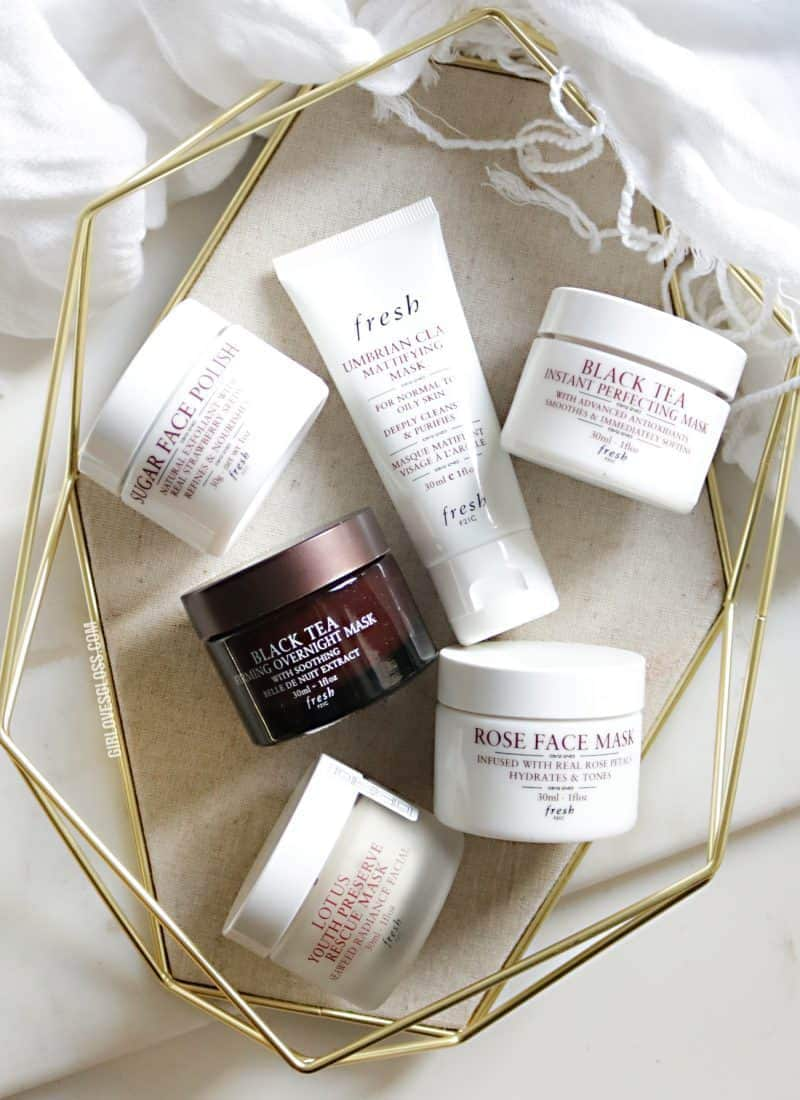 Fresh Mask Must Tries