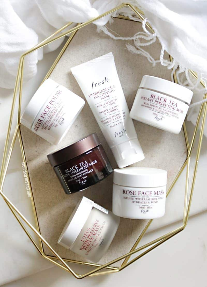 Fresh Beauty Face Masks