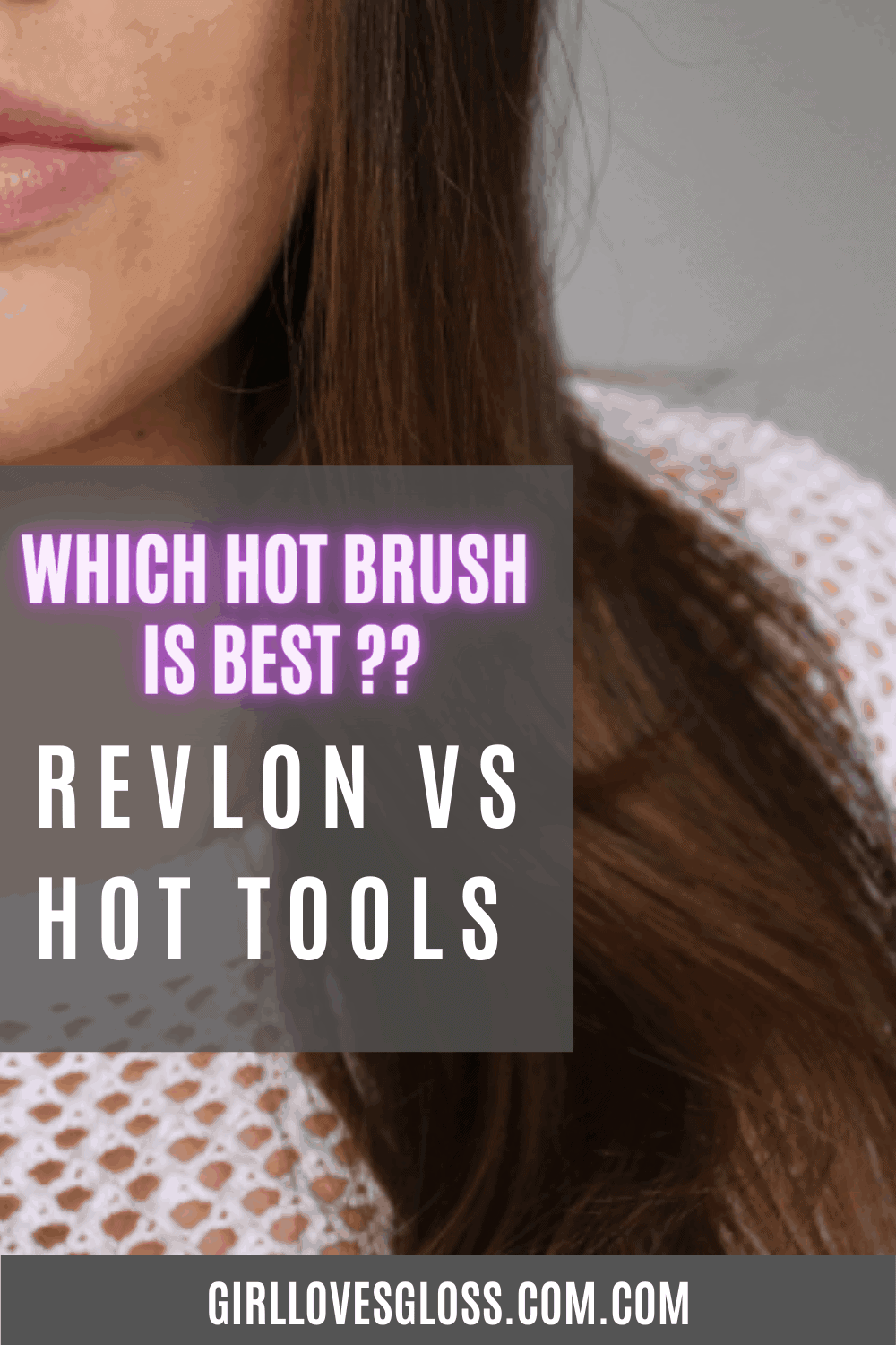 Hot Tools One Step vs Revlon One Step
