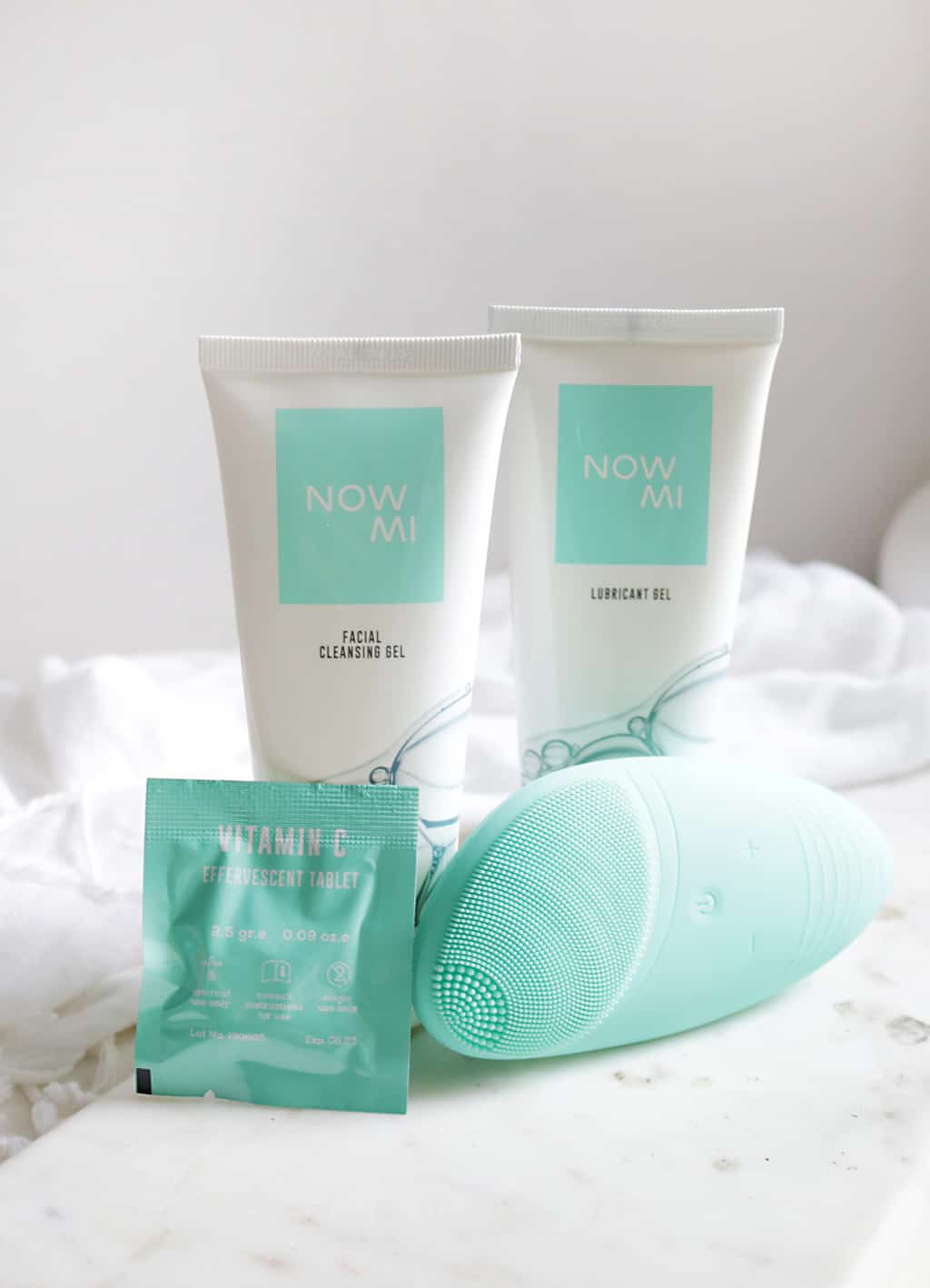NowMi Pro | The Two In One Sonic Cleansing and At Home Facial Device