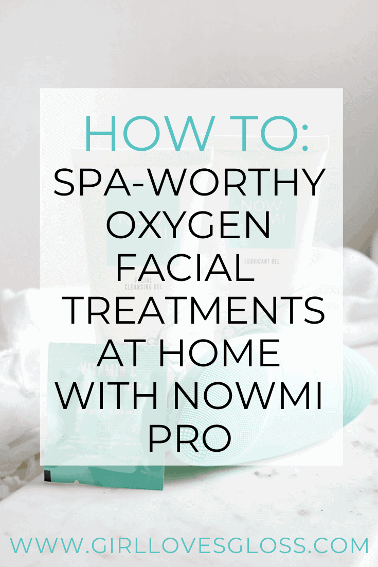 NowMi Pro Cleansing and Sonic Facial Device