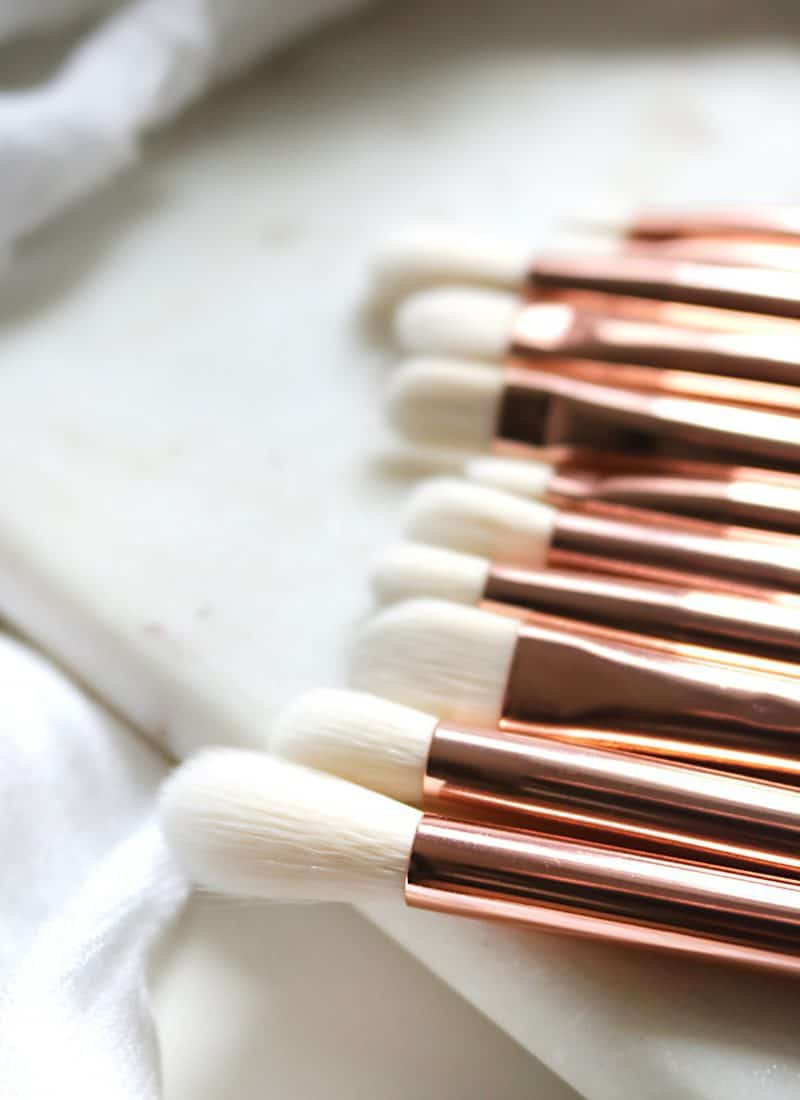 ColourPop Ultimate Brush Roll | The Best Affordable Makeup Brushes?