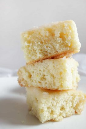 Lemon Sparkle Cake Recipe