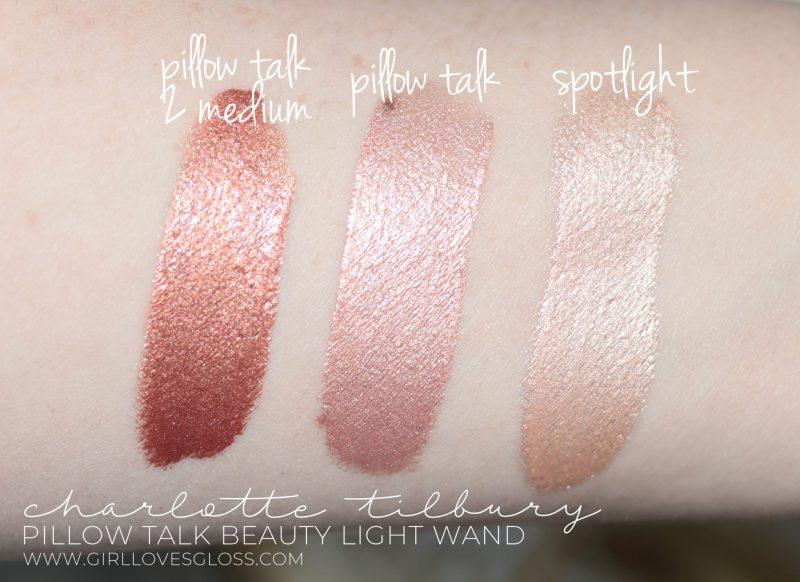 Charlotte Tilbury Beauty Light Wand Pillow Talk