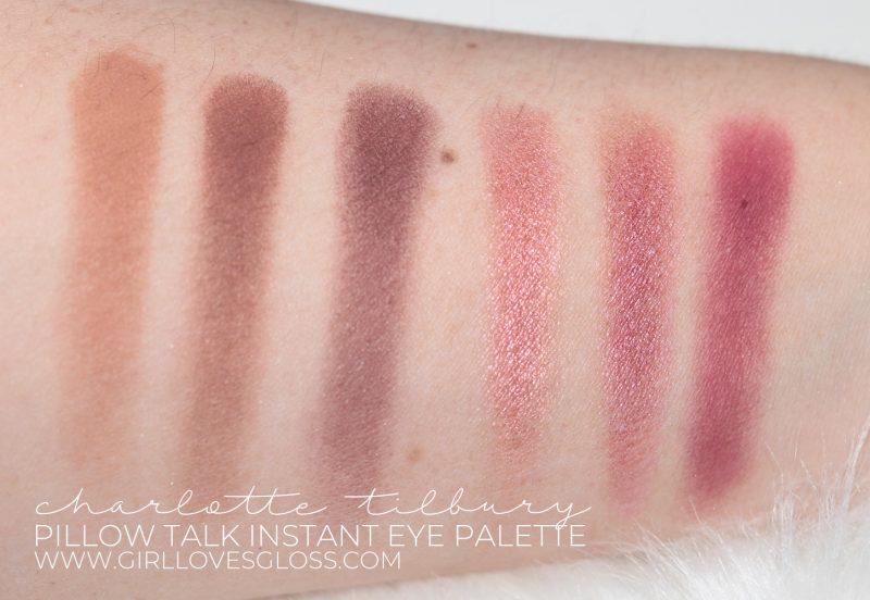 Charlotte Tilbury Pillow Talk Instant Eye Palette