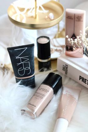 5 Foundations for Dry, Textured or Dehydrated Skin
